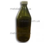 Бутылка стеклянная для реактивов 1литр